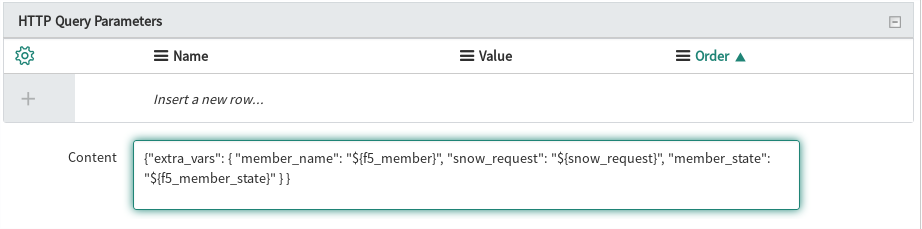 Call Ansible Tower from ServiceNow